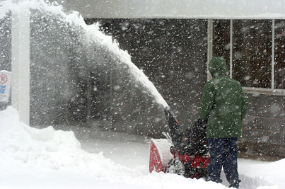 snow clearing service, Mississauga